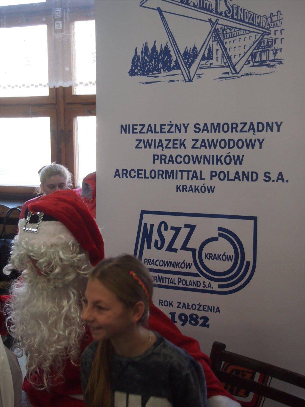 Związkowa zabawa Mikołajkowa 2015 rok