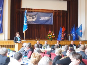 Walne Zgromadzenie Delegatów NSZZ Pracowników Arcelormittal Poland S.A. w dniu 2014.05.14