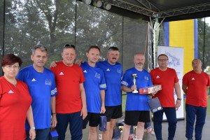 Festyn NSZZ Pracowników ArcelorMittal Poland S.A. wrzesień 2016 r. – stadion Hutnika